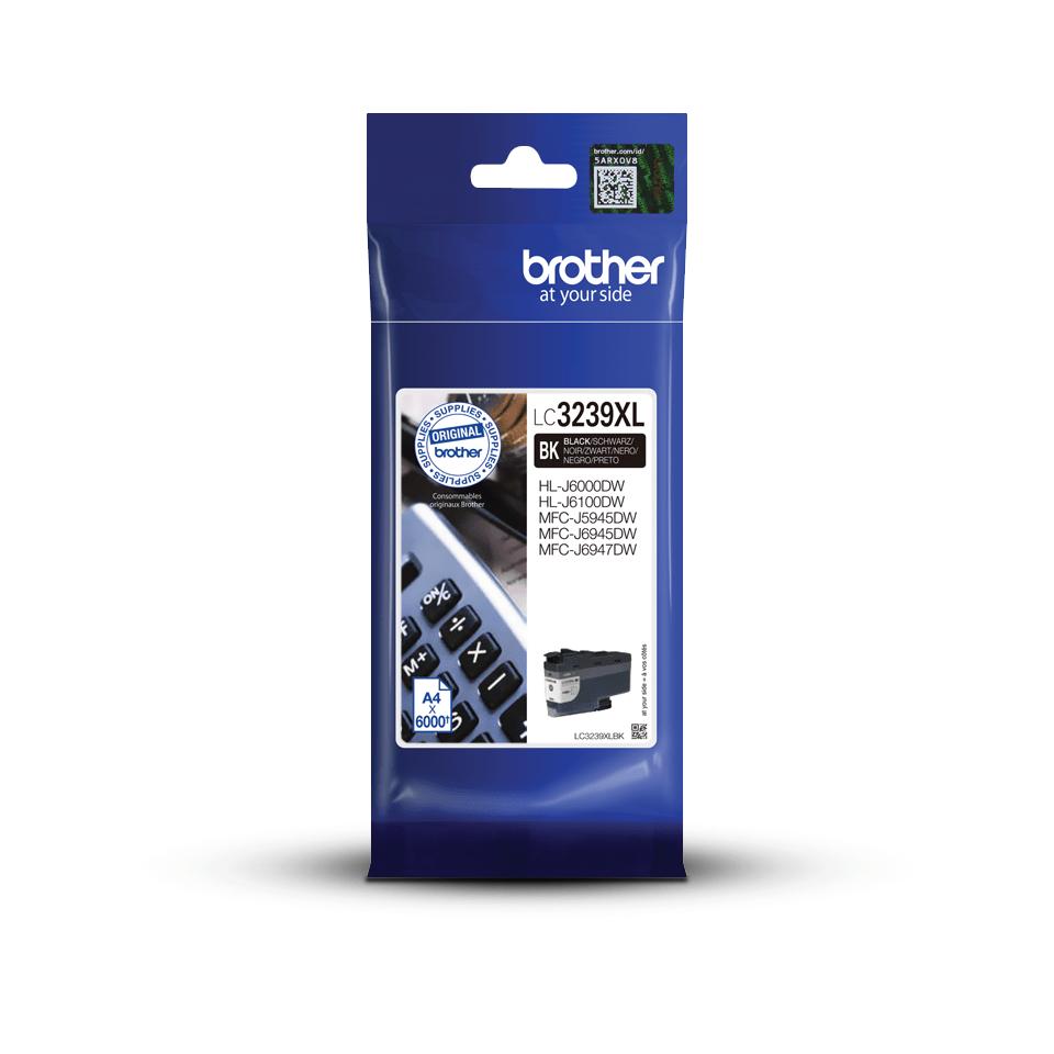 Originalni Brother LC3239XLBK spremnik tinte velikog kapaciteta – crni 3