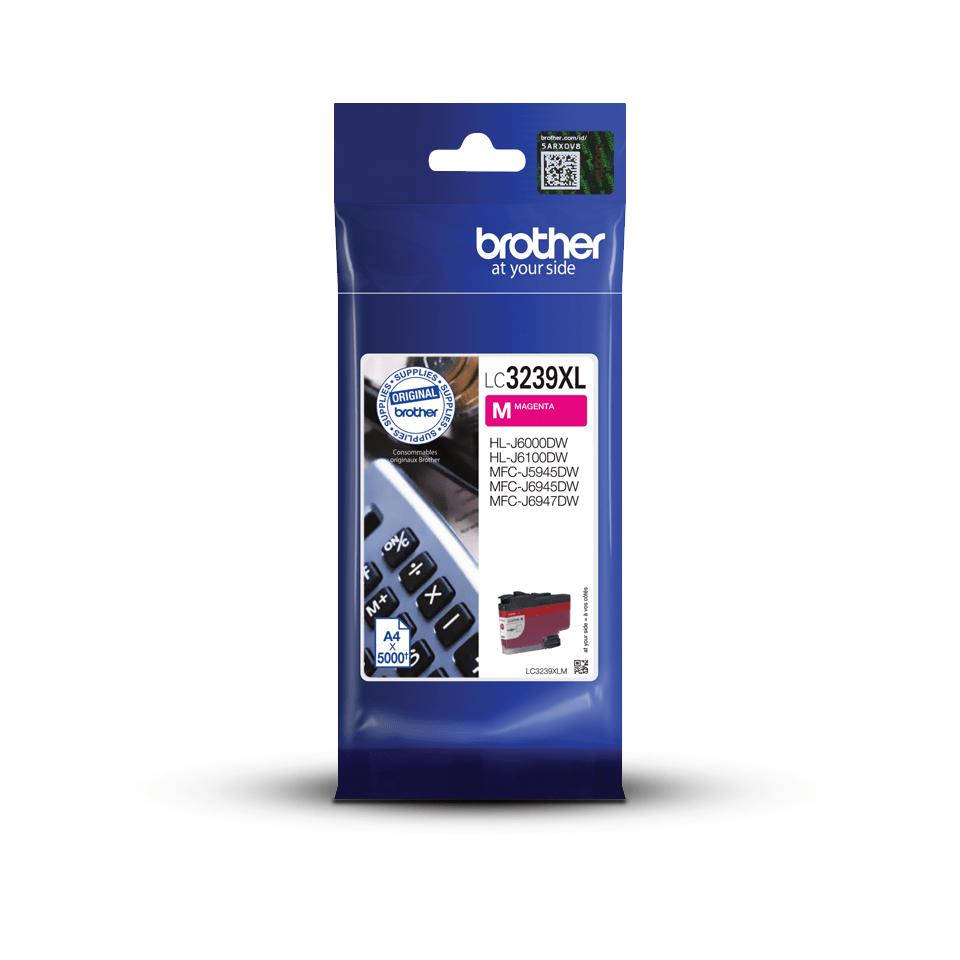 Originalni Brother LC3239XLM spremnik tinte velikog kapaciteta – magenta 3