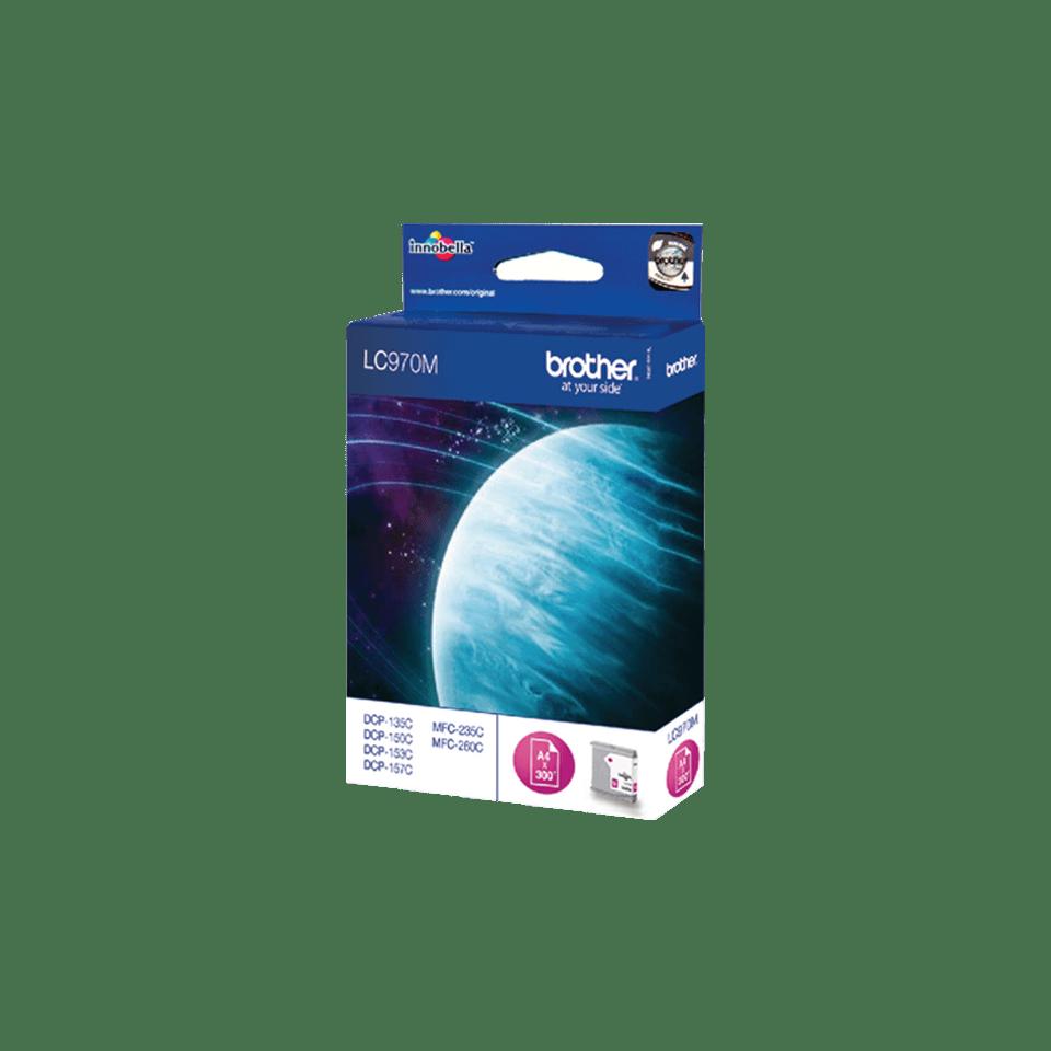 Orginalan Brother LC970M spremnik tinte - magenta