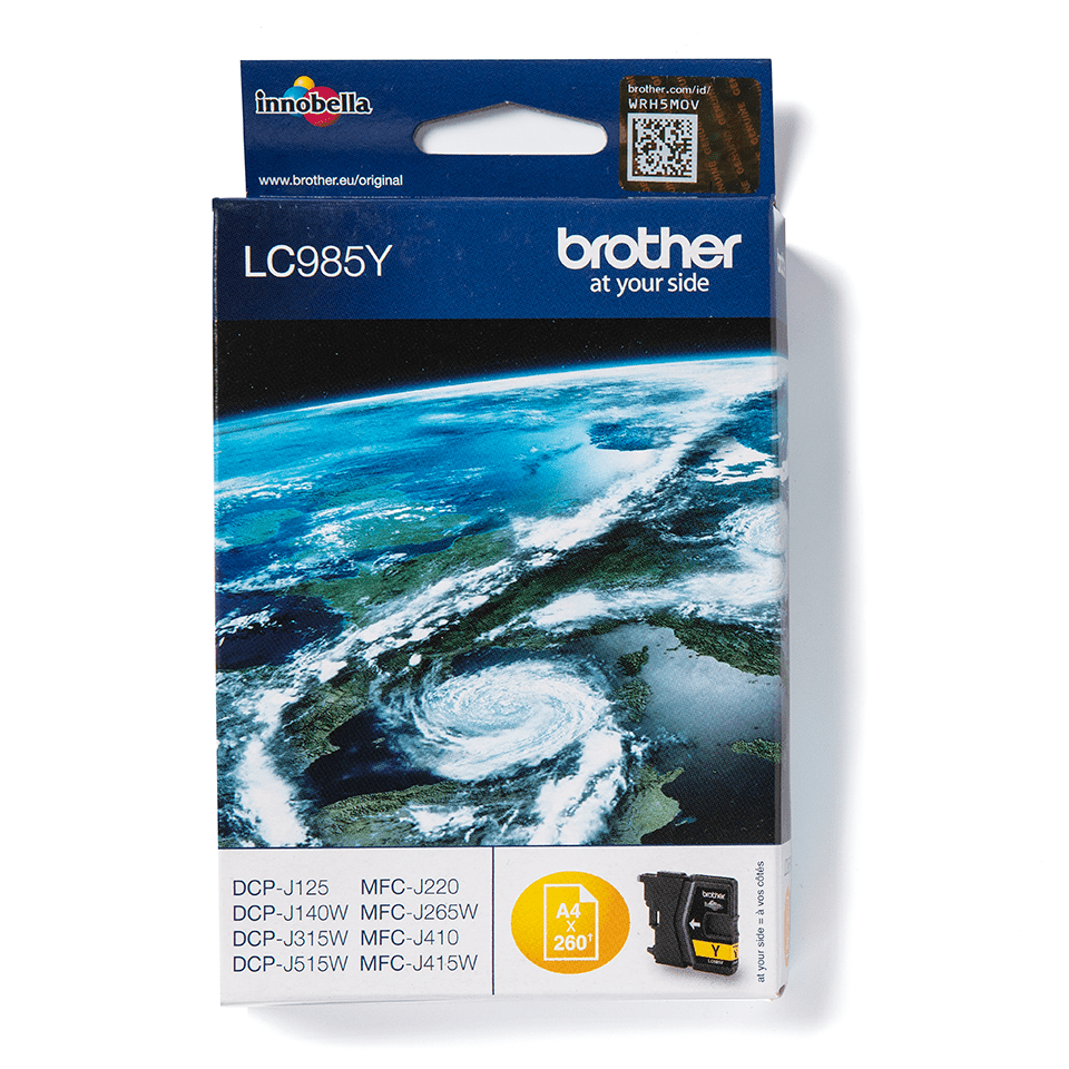 Originalan Brother LC985Y spremnik tinte – žuti