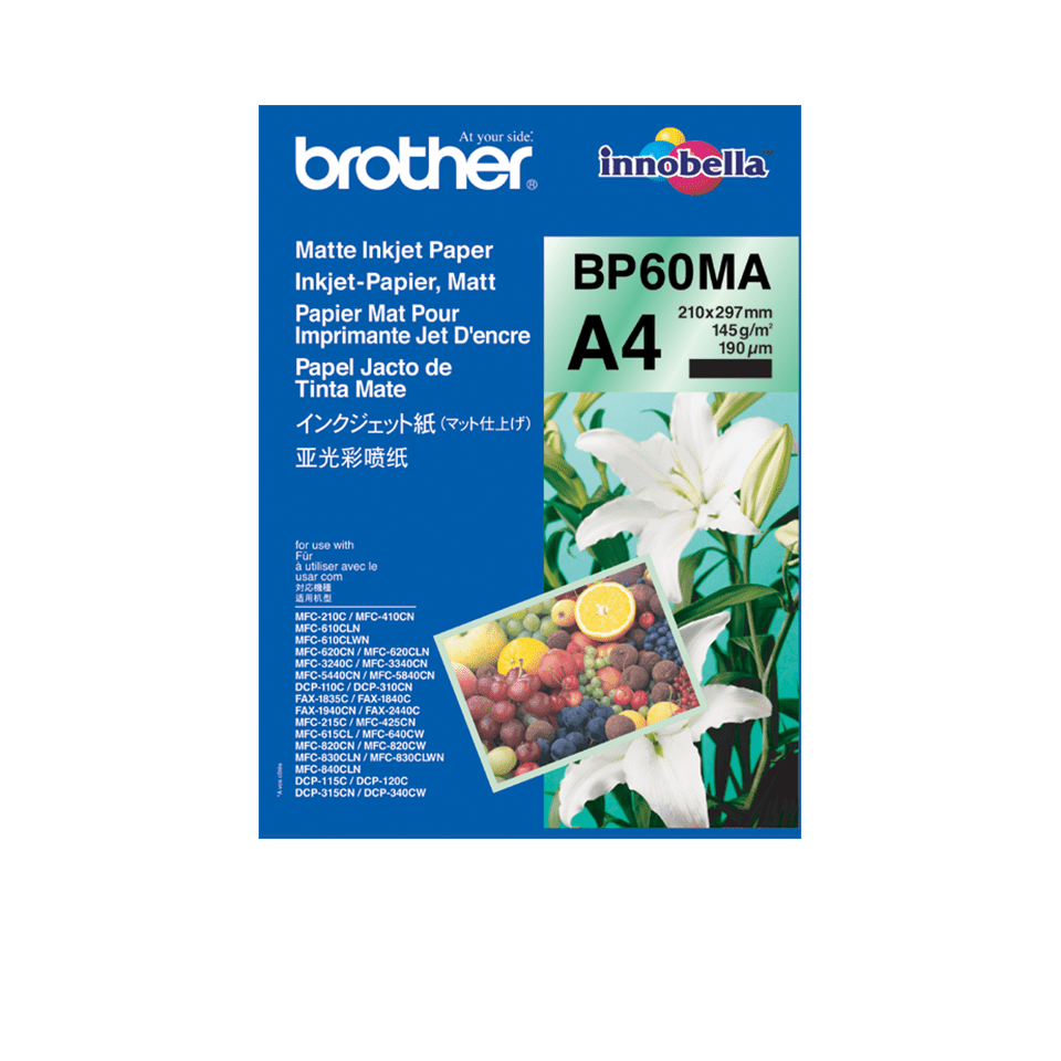 Originalan Brother BP60MA A4 mat papir