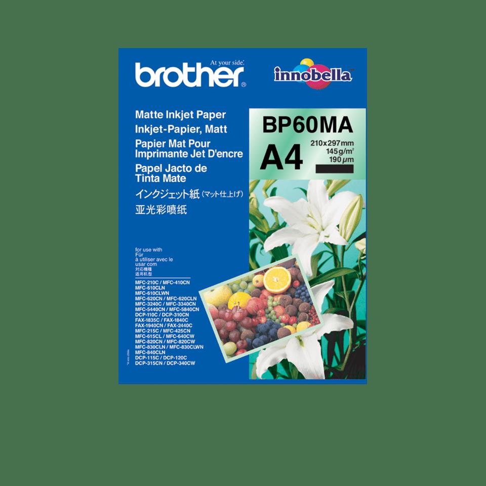 Originalan Brother BP60MA A4 mat papir