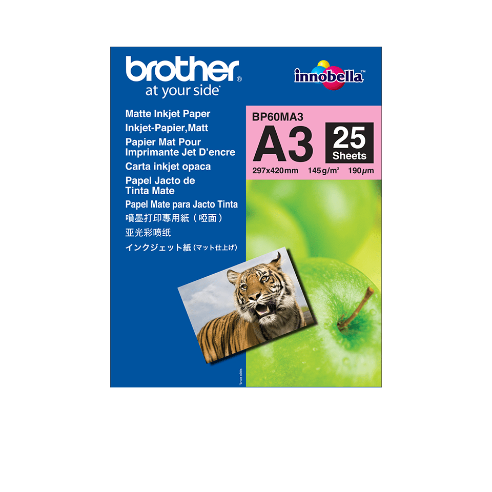 Originalan Brother BP60MA3 A3 mat papir
