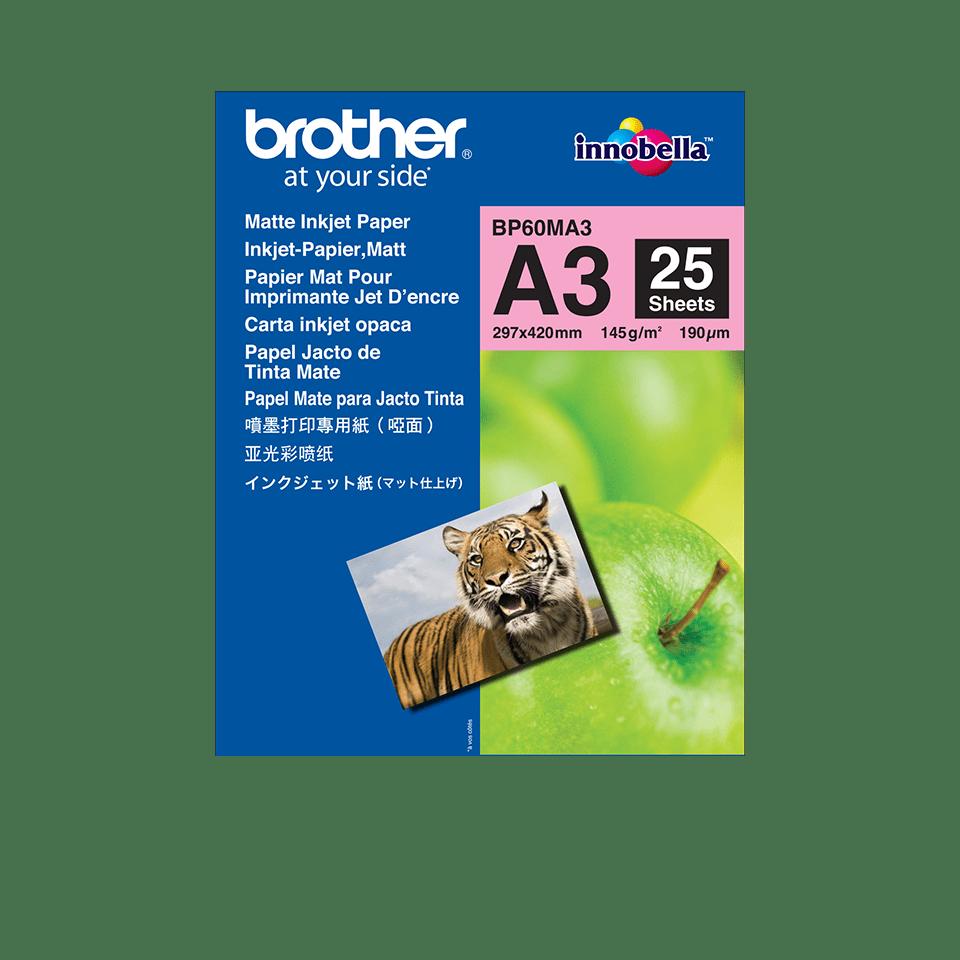 Originalan Brother BP60MA3 A3 mat papir