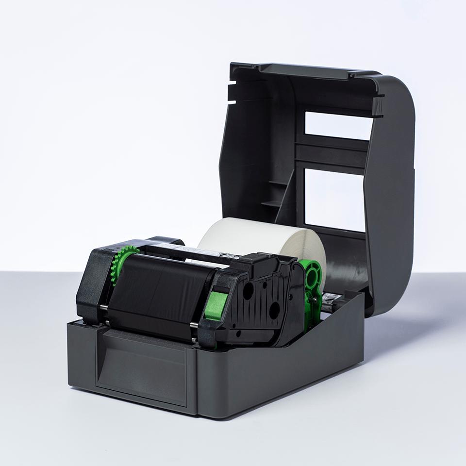 BWP-1D300-110  premium voštana tintna traka/ribon za termalni prijenos (premium wax) 2