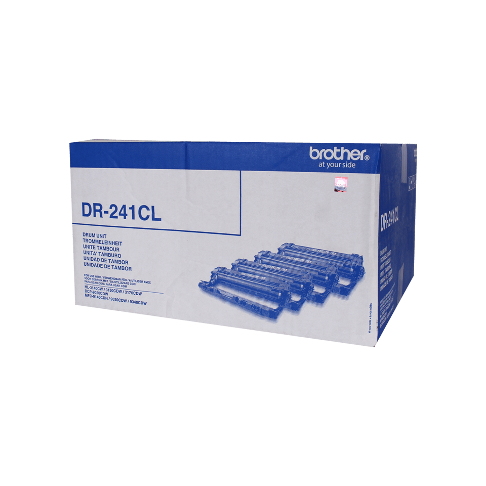 Originalna Brother DR-241CL jedinica bubnja - paket
