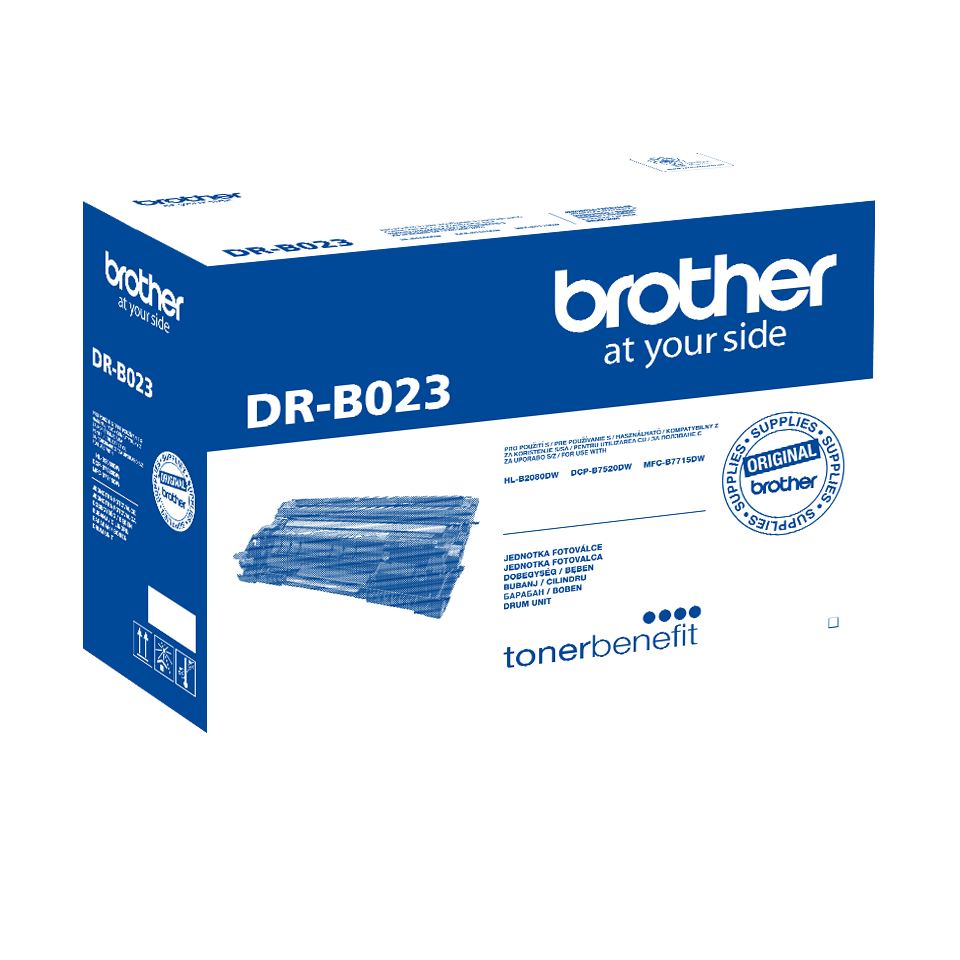 Originalna Brother DR-B023 jedinica bubnja 2