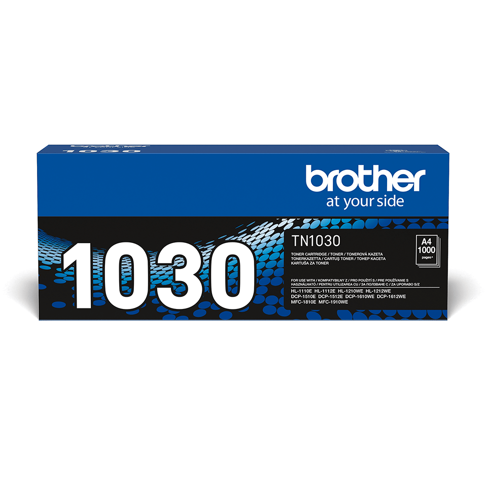 Originalni Brother TN-1030 toner – crni