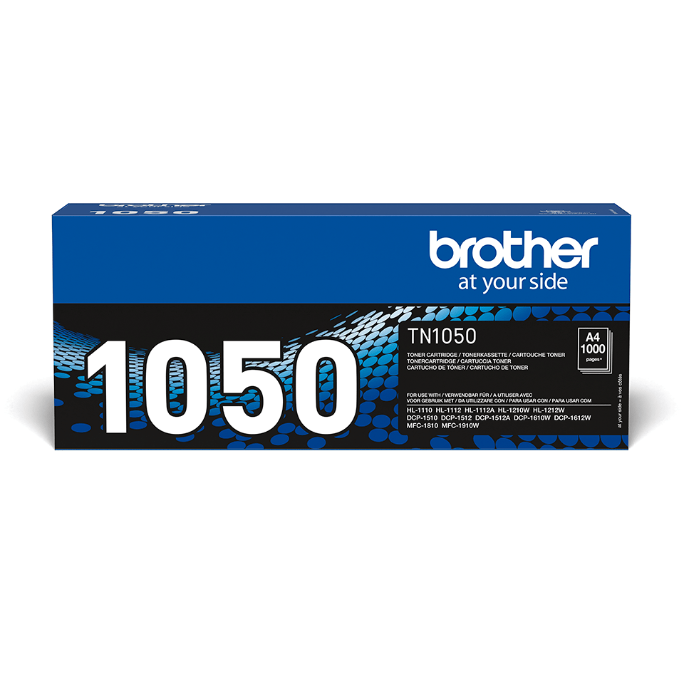 Originalni Brother TN-1050 toner – crni