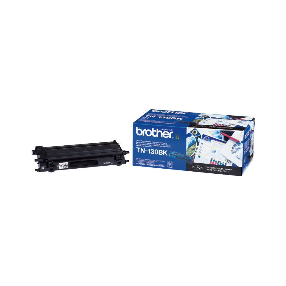 Orginalni Brother TN-130BK toner – crni