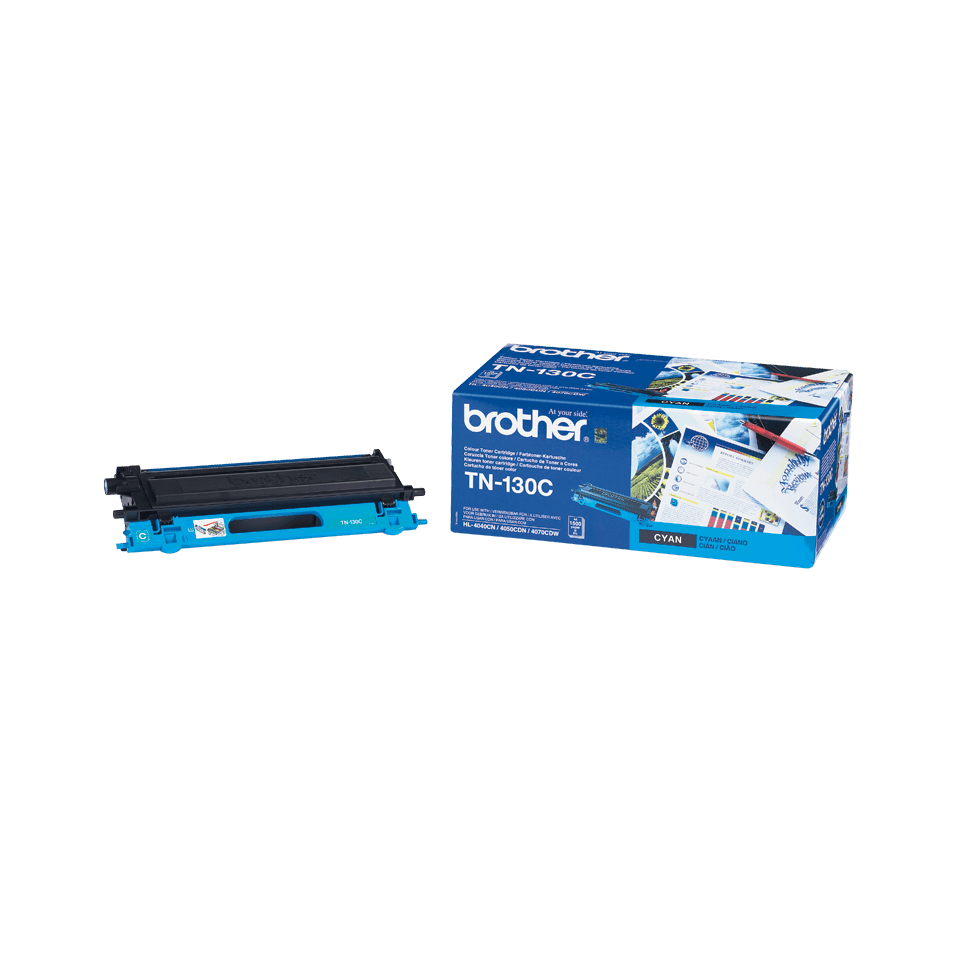 Originalni Brother TN-130C toner – cijan