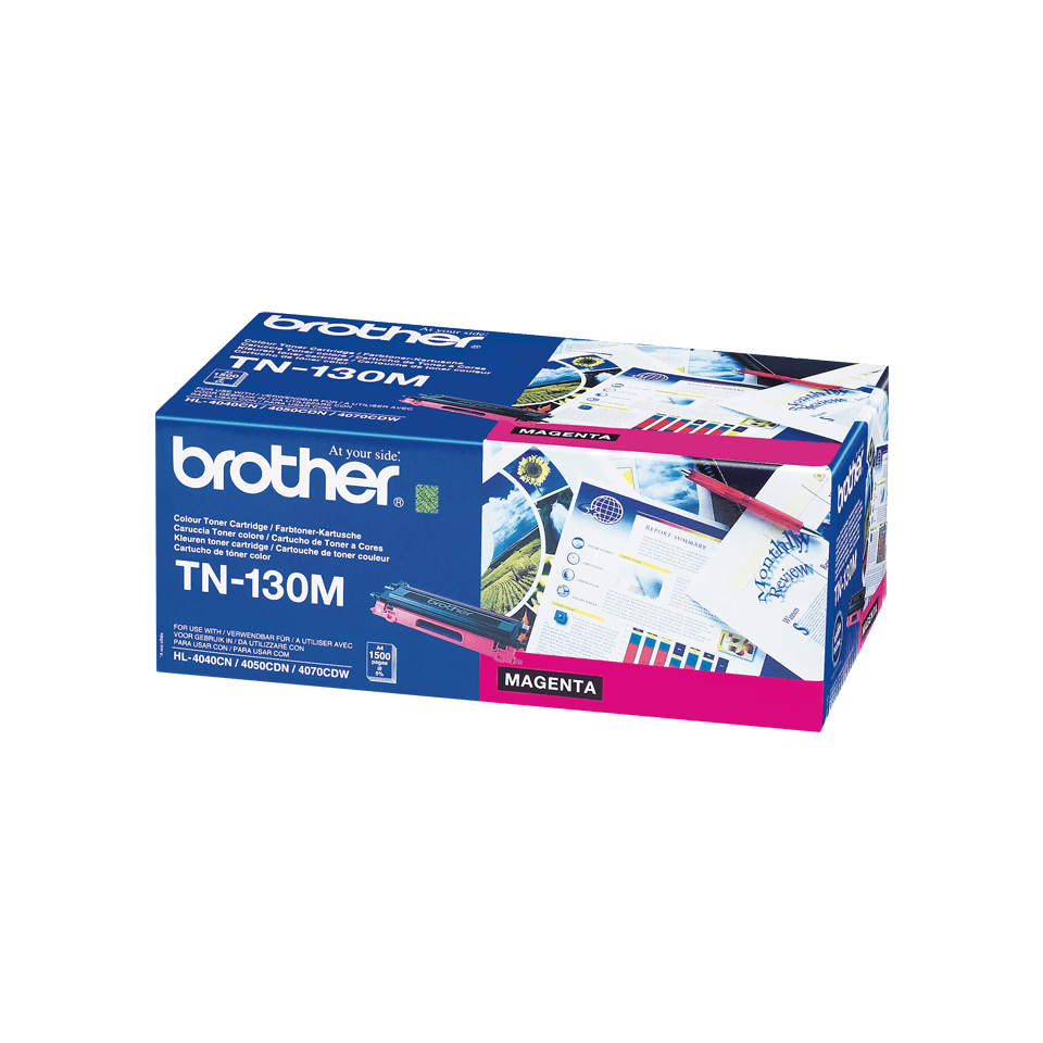 Originalni Brother TN-130M toner – magenta