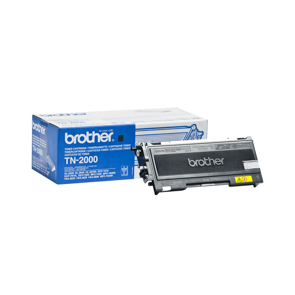 Originalan Brother TN-2000 toner – crni