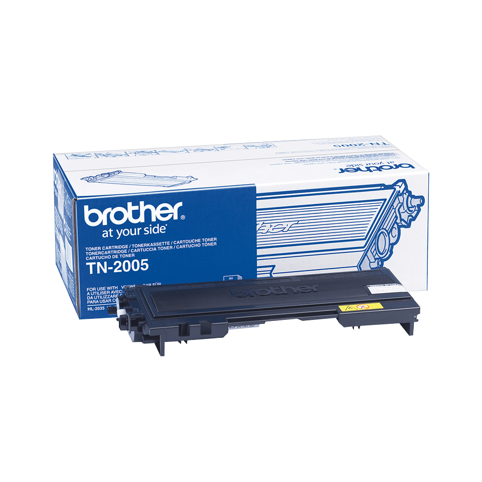Originalan Brother TN-2005 toner – crni