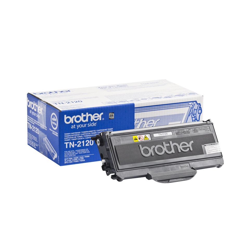 Originalni Brother TN-2120 veliki toner – crni