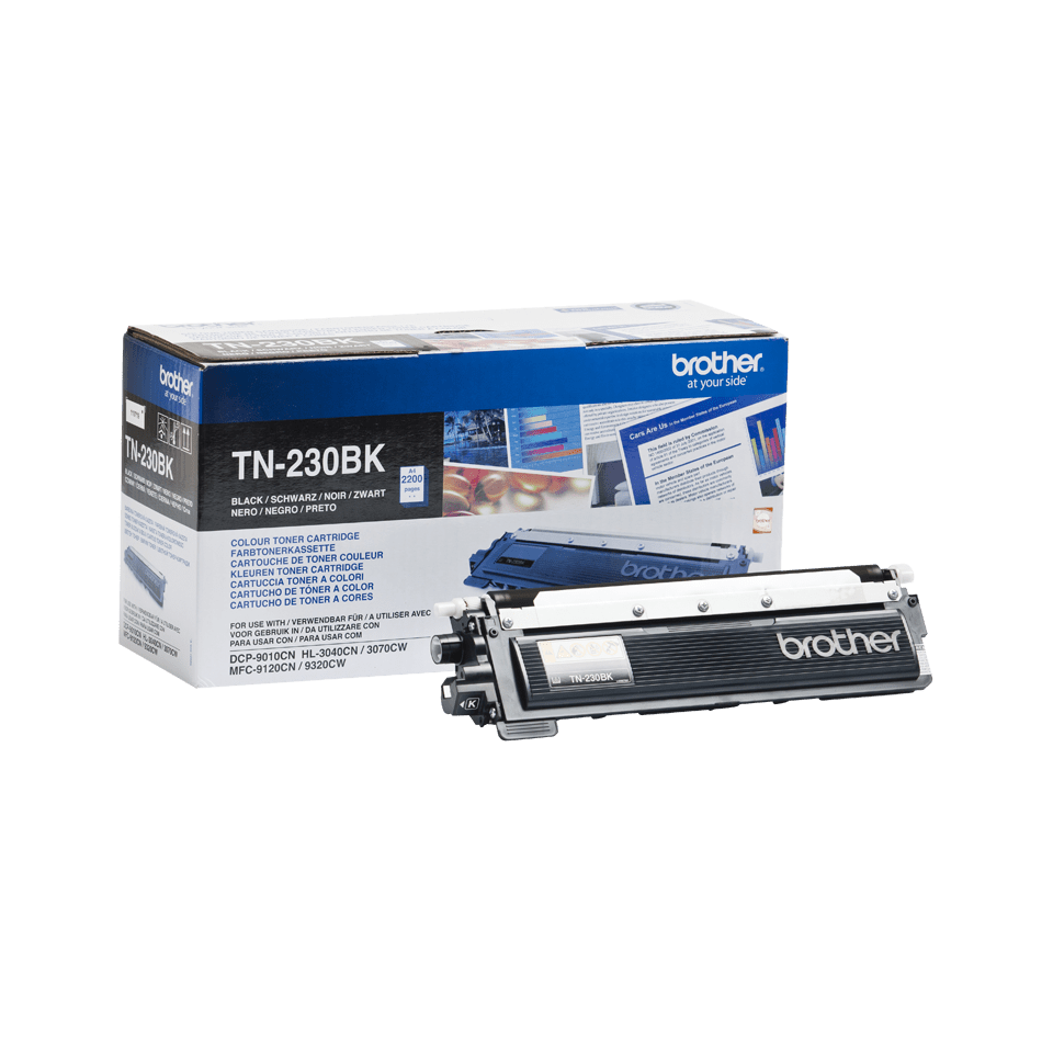 Originalan Brother TN-230BK toner – crni 2