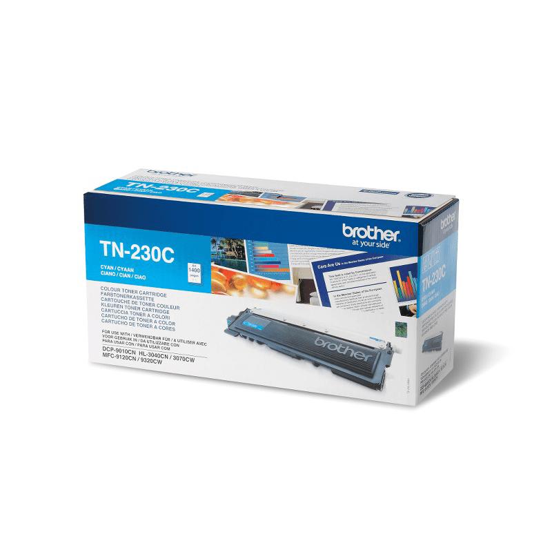 Originalan Brother TN-230C toner – cijan