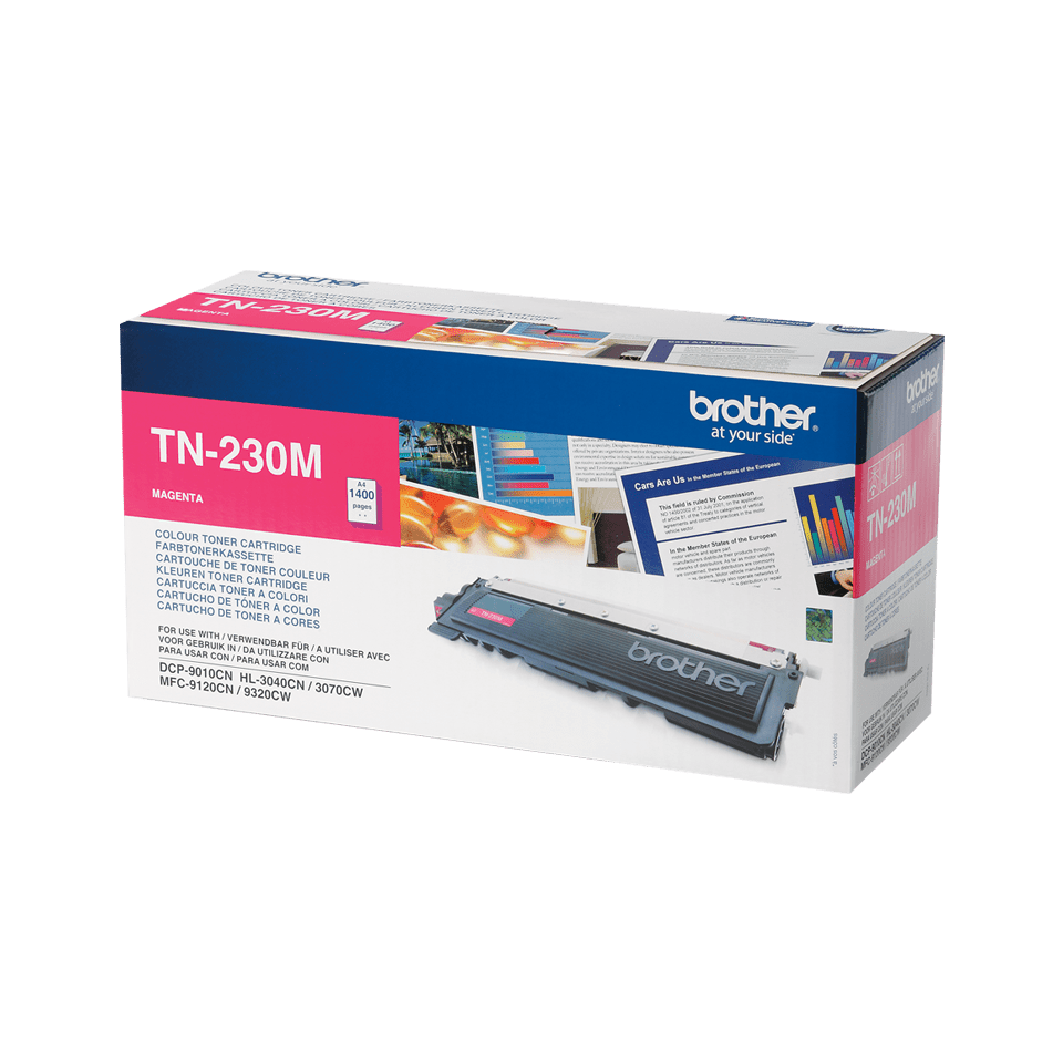 Originalan Brother TN-230M toner – magenta