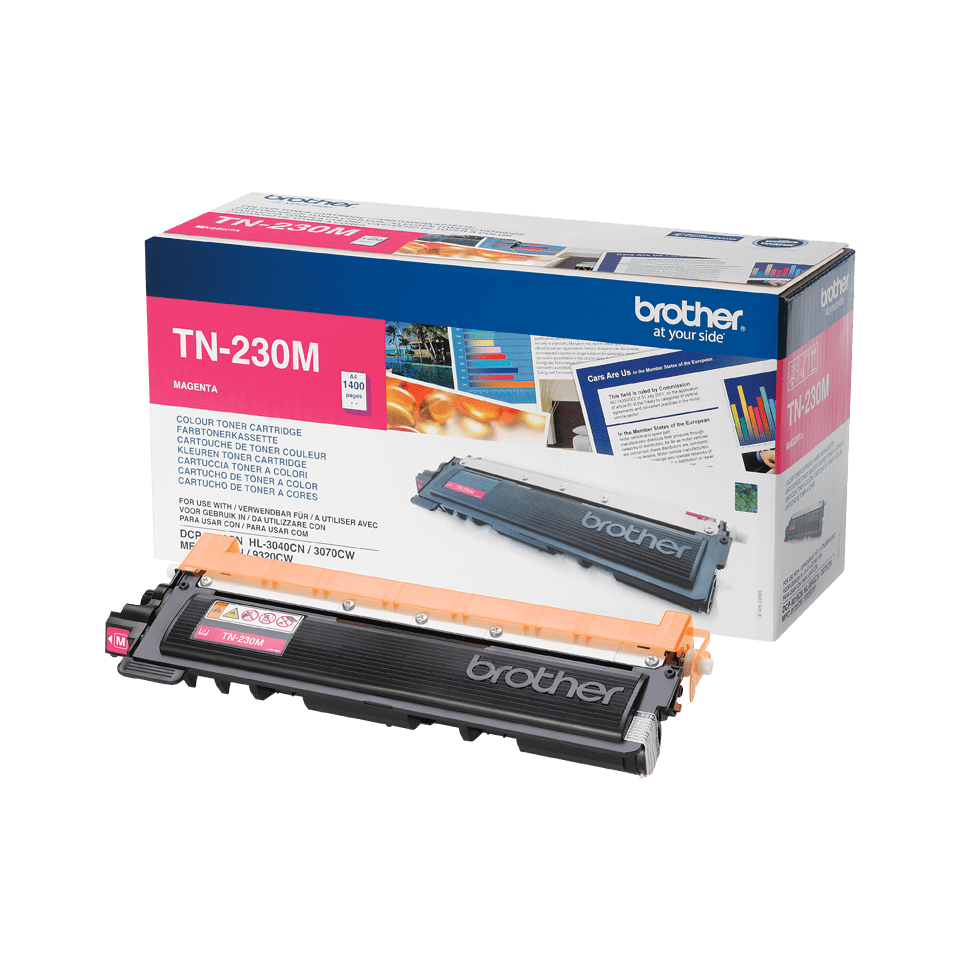 Originalan Brother TN-230M toner – magenta