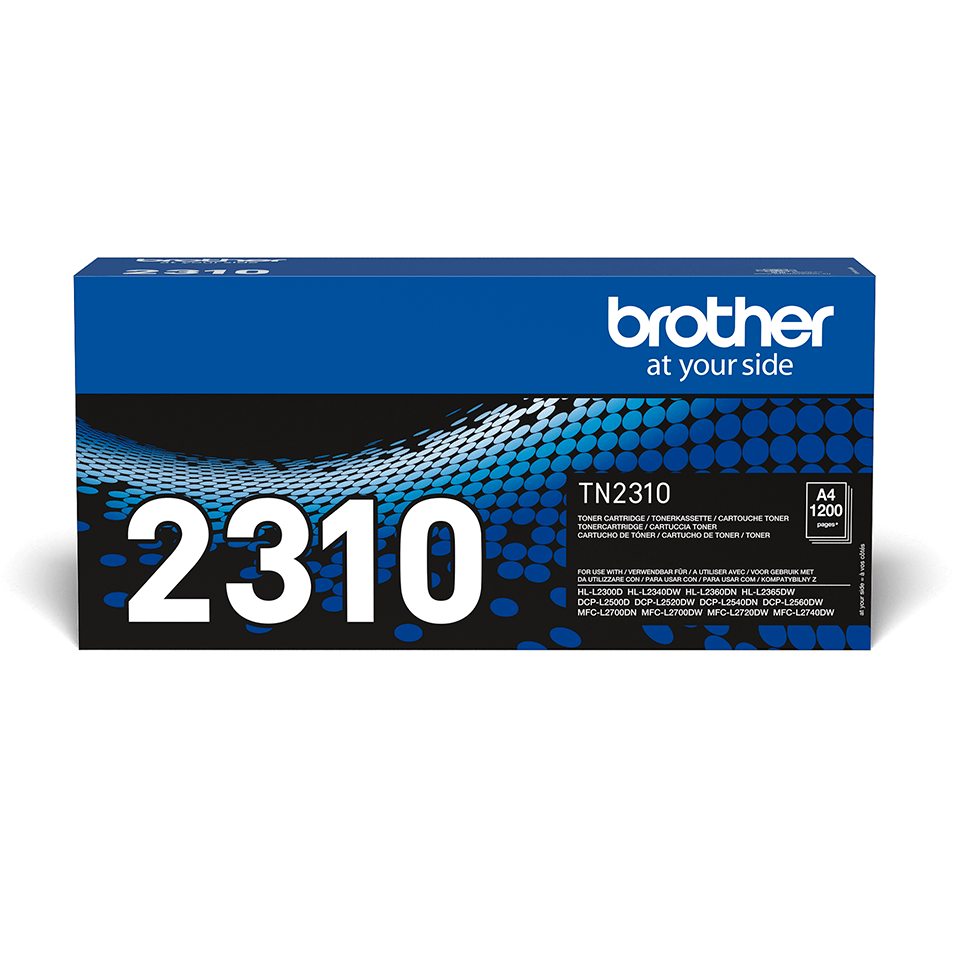 Originalan Brother TN-2310 toner – crni