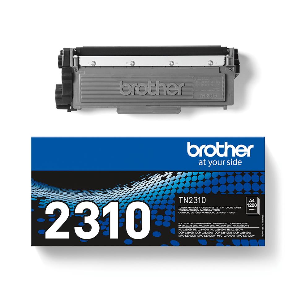 Originalan Brother TN-2310 toner – crni 3