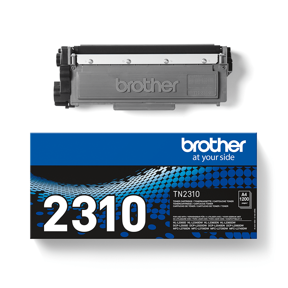 Originalan Brother TN-2310 toner – crni 3