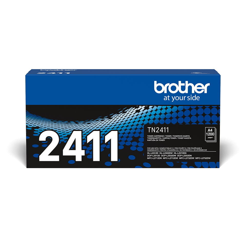 Originalni toner Brother TN-2411 – crni