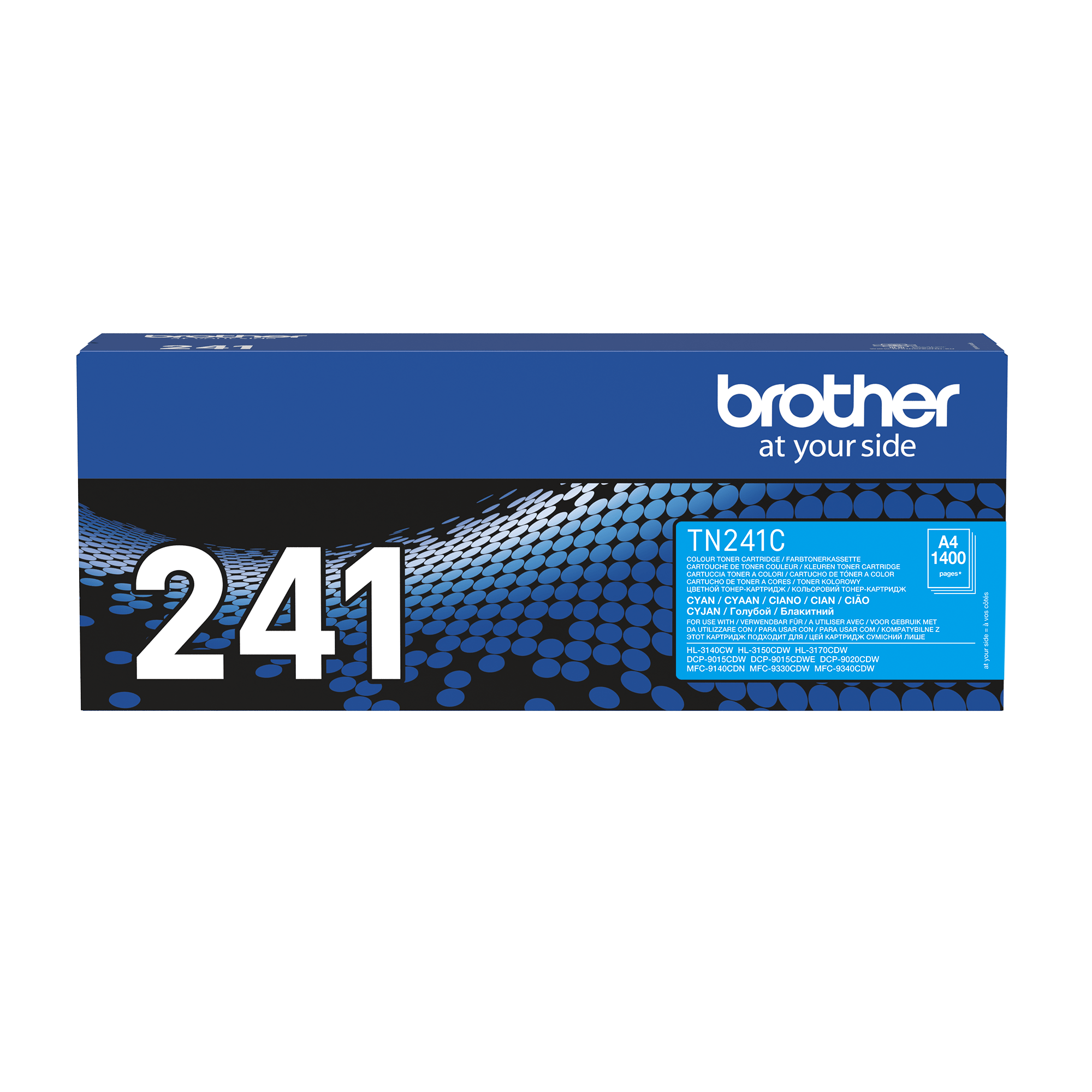 Originalan Brother TN-241C toner – cijan