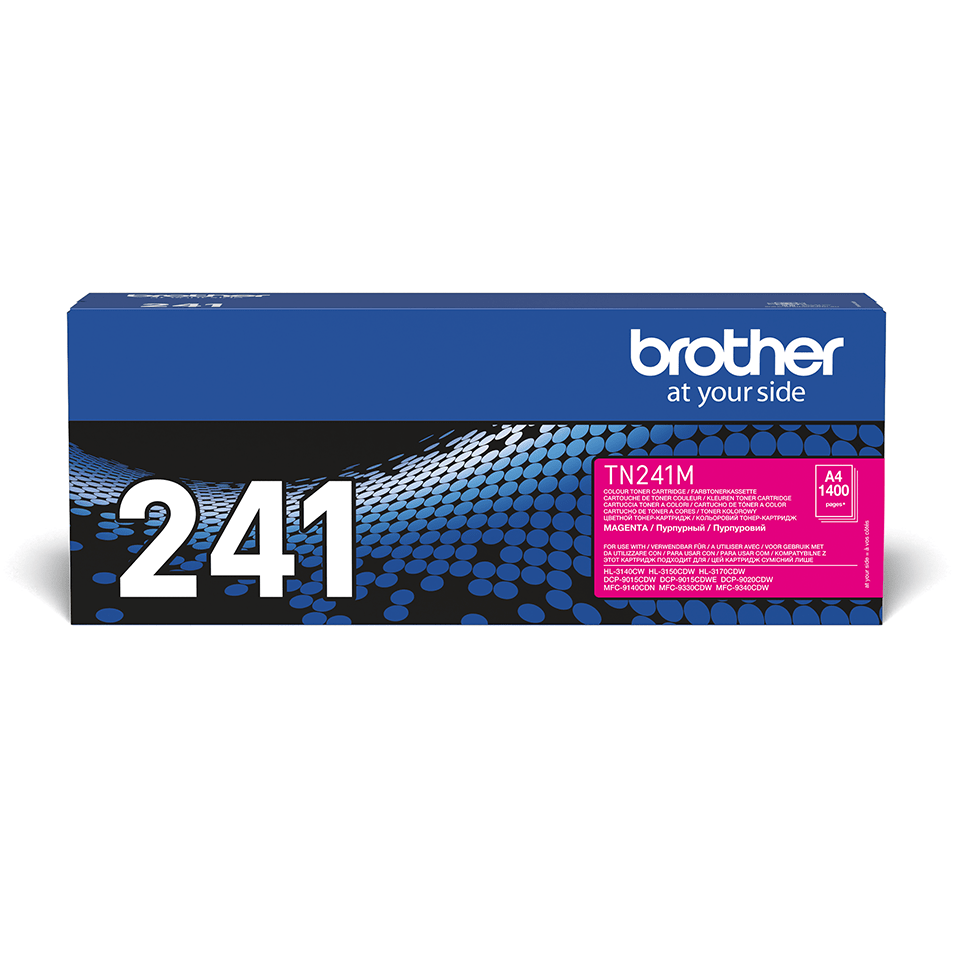 Originalan Brother TN-241M toner – magenta