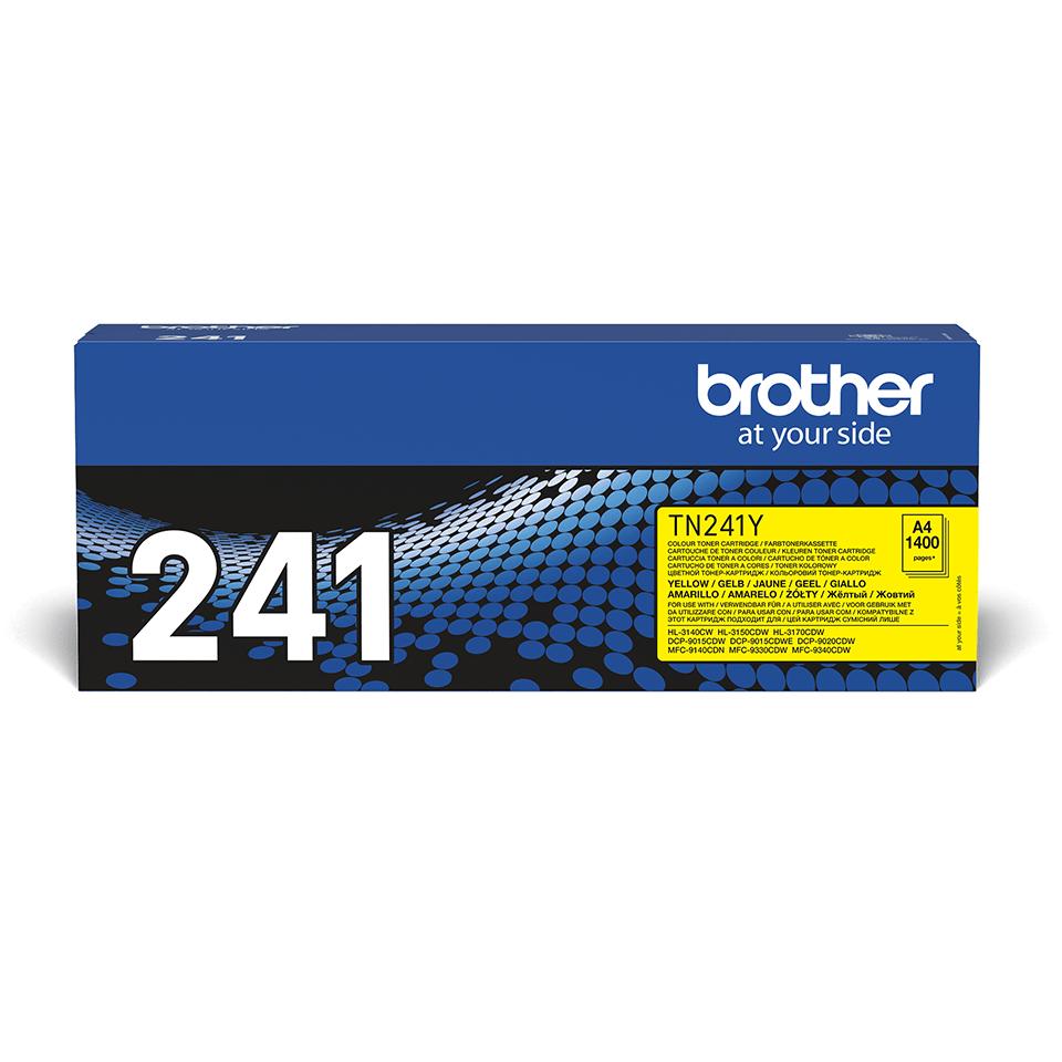 Originalan Brother TN-241Y toner – žuti 2