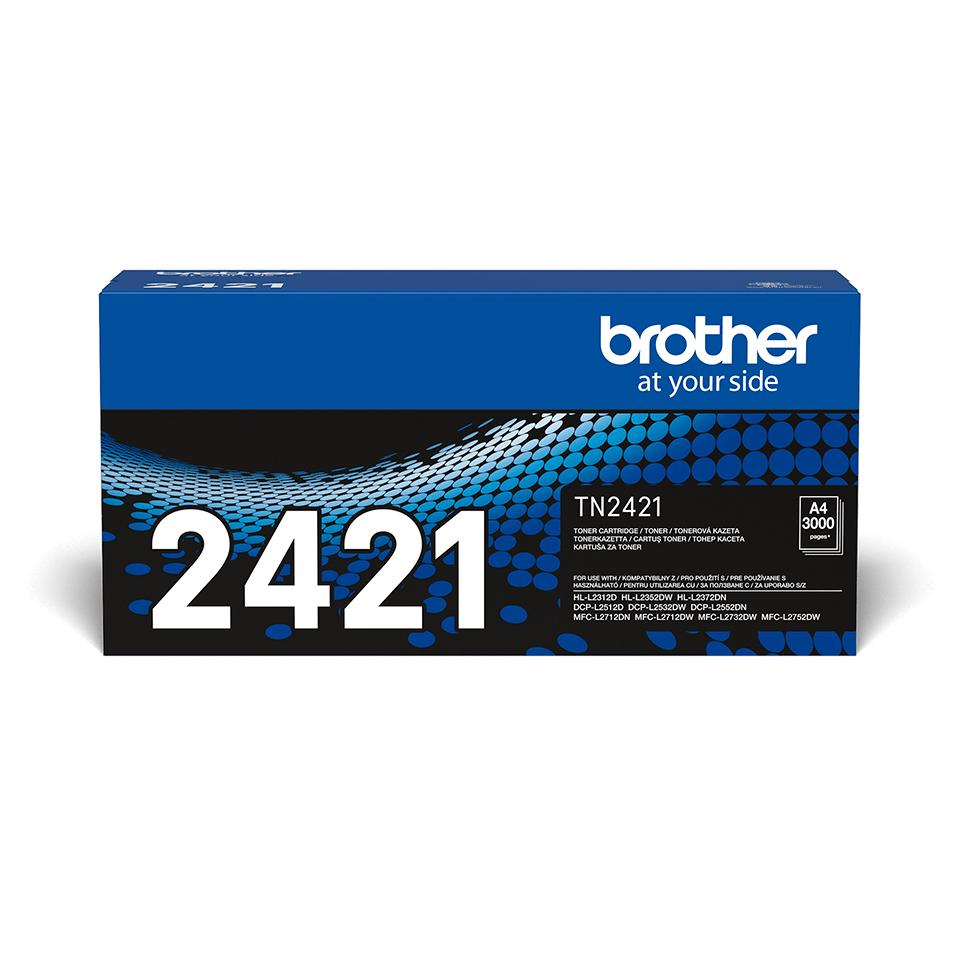 Originalni toner Brother TN-2421 – crni
