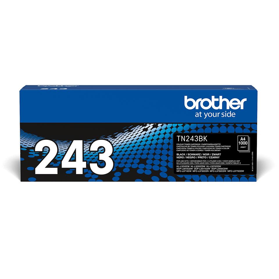 Originalni toner Brother TN-243BK – crni