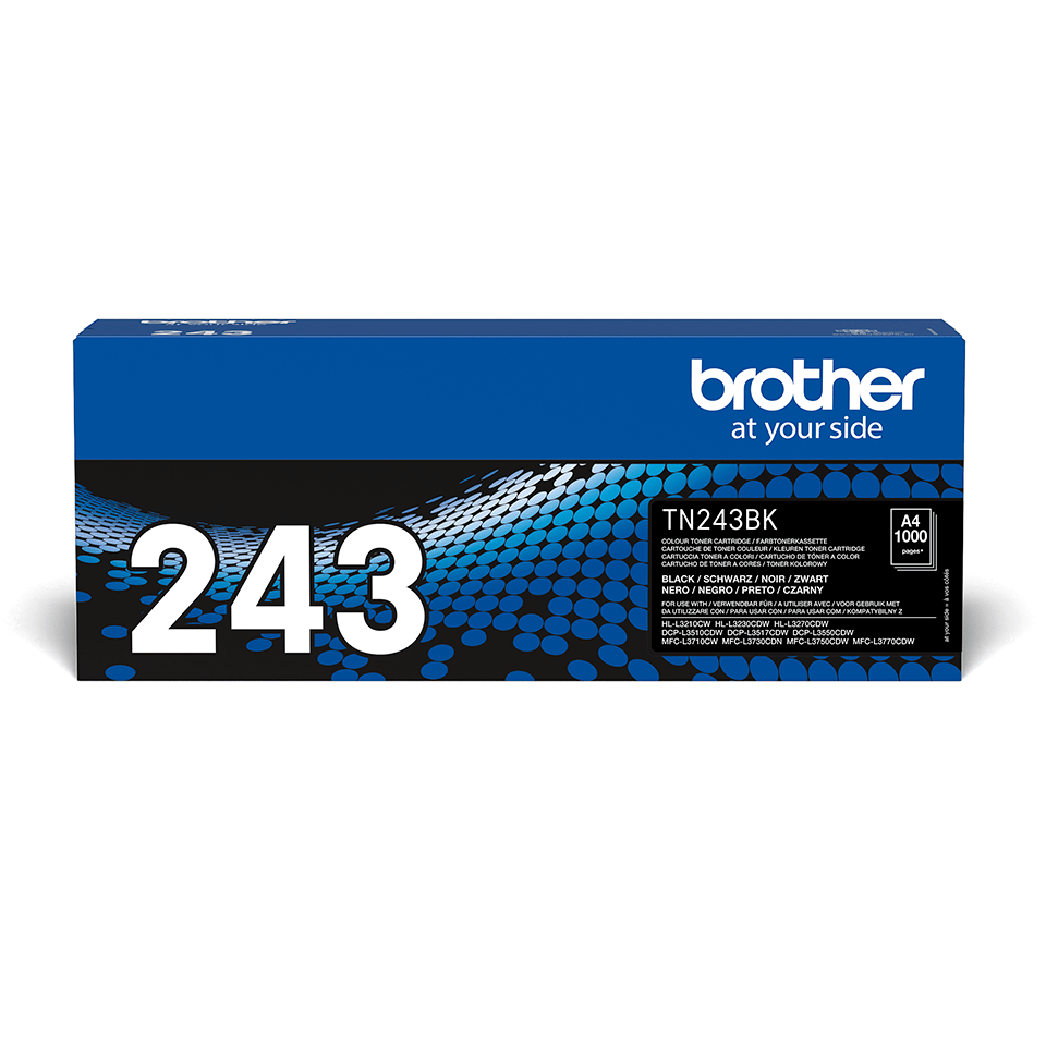 Originalni toner Brother TN-243BK – crni