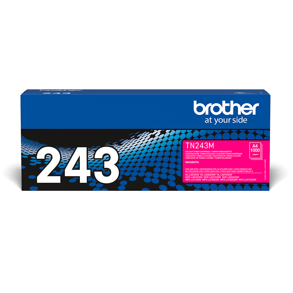 Originalni toner Brother TN-243M – magenta