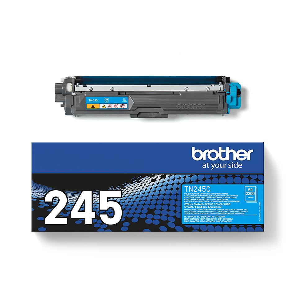 Originalan Brother TN-245C toner – cijan 3