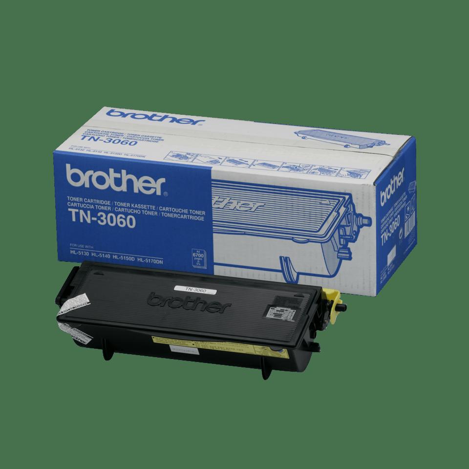 Originalan Brother TN-3060 veliki toner – crni