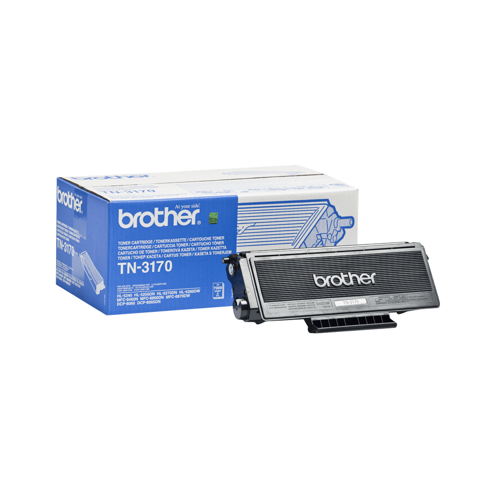 Originalan Brother TN-3170 veliki toner – crni