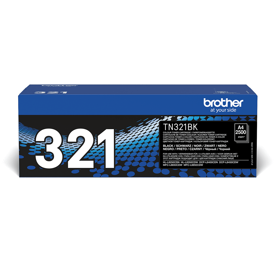 Originalan Brother TN-321BK toner – crni
