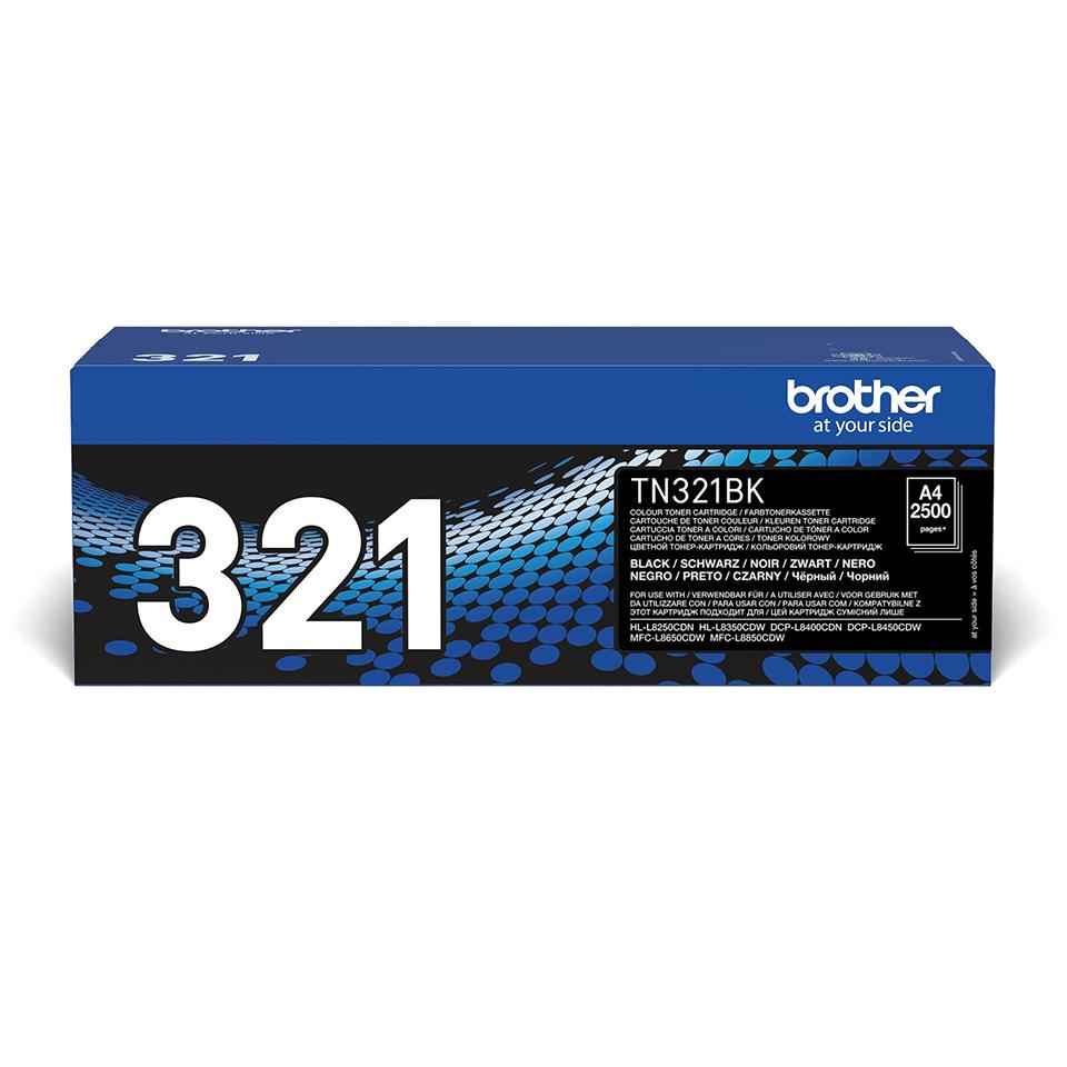 Originalan Brother TN-321BK toner – crni