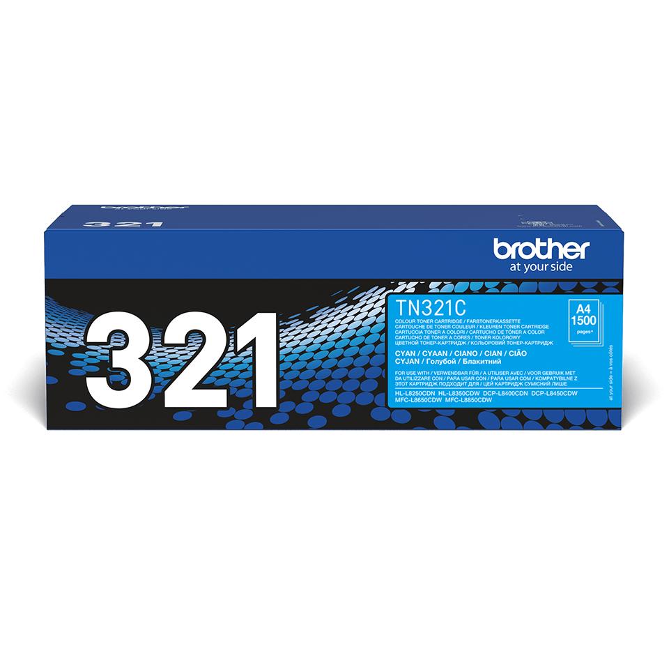 Originalan Brother TN-321C toner – cijan
