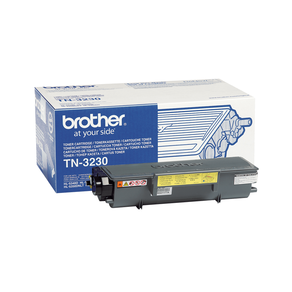 Originalan Brother TN-3230 toner – crni