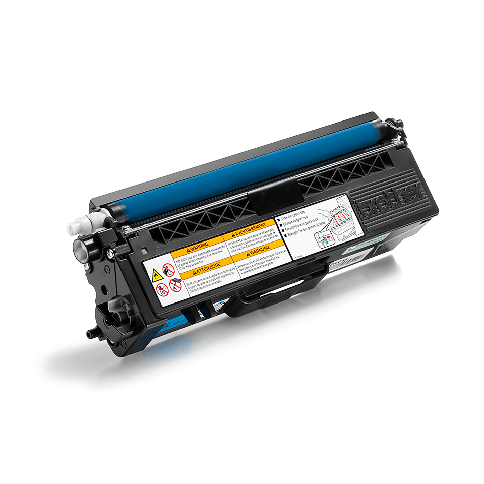 Originalan Brother TN-325C toner – cijan