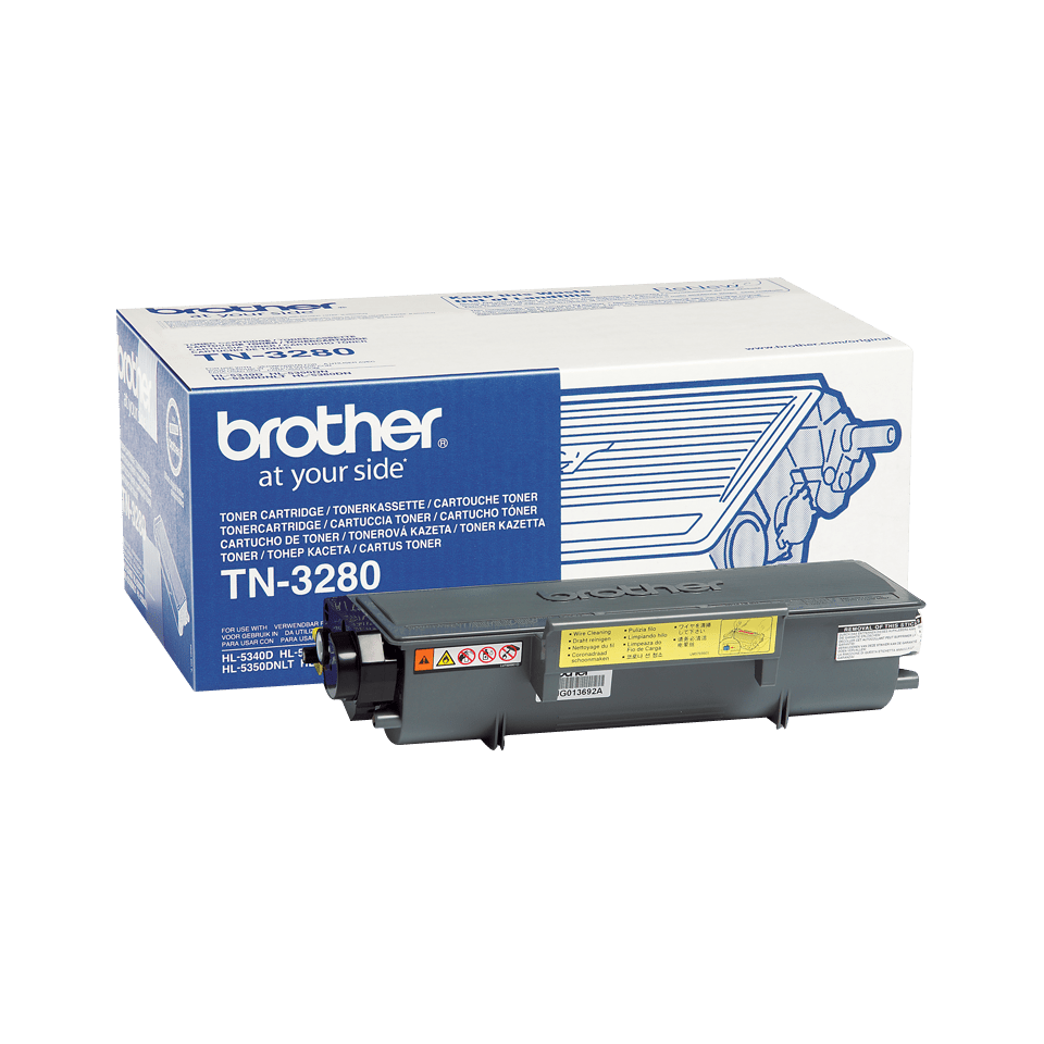 Originalan Brother TN-3280 veliki toner – crni