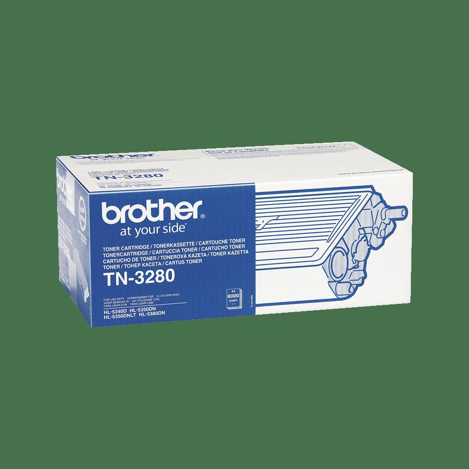 Originalan Brother TN-3280 veliki toner – crni 2