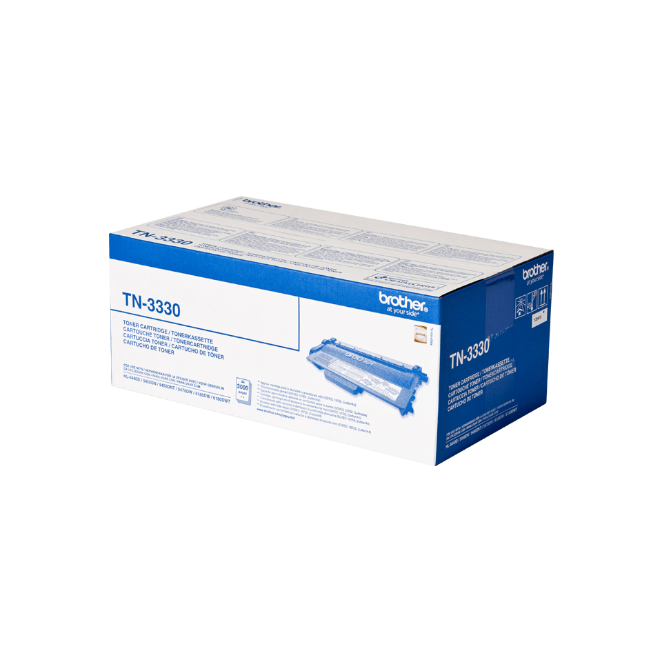 Originalan Brother TN-3330 toner – crni
