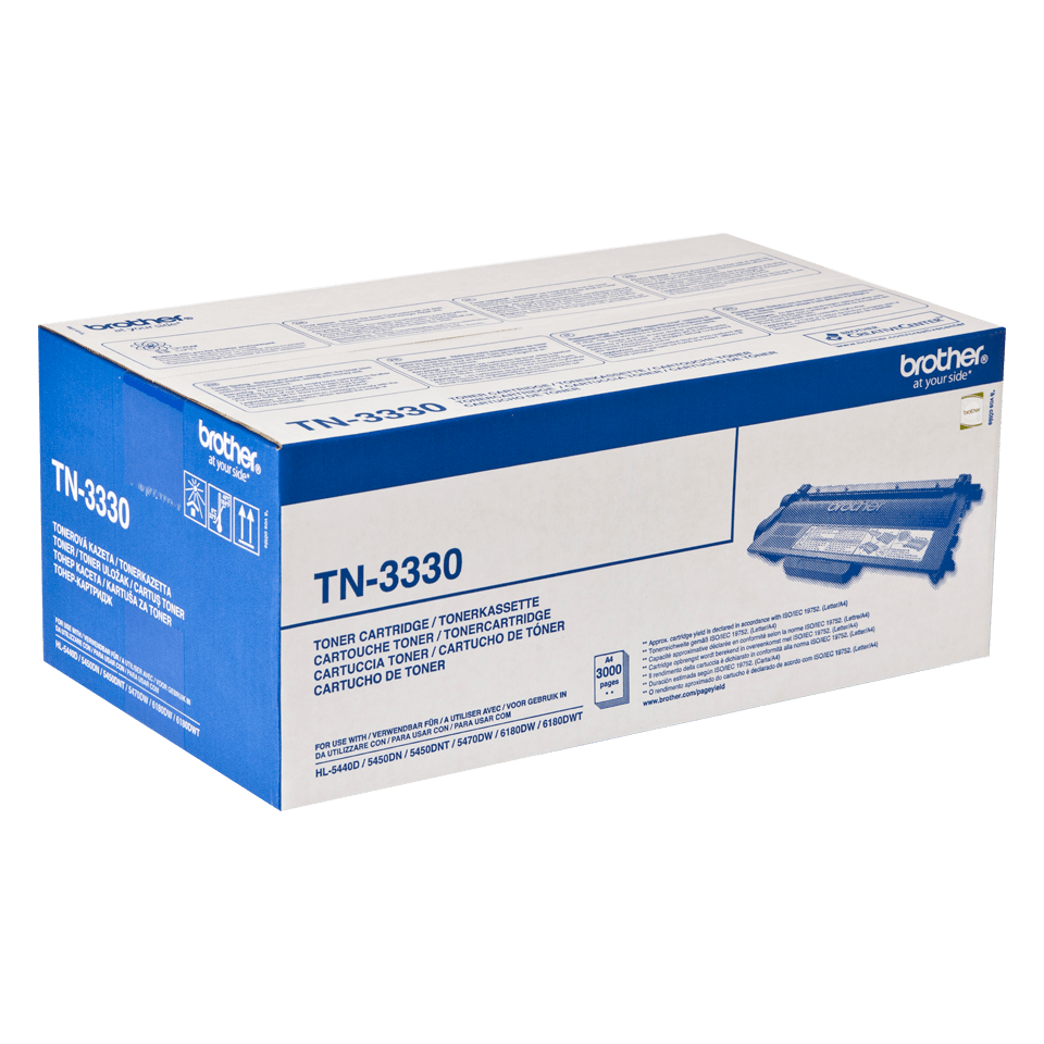 Originalan Brother TN-3330 toner – crni 2