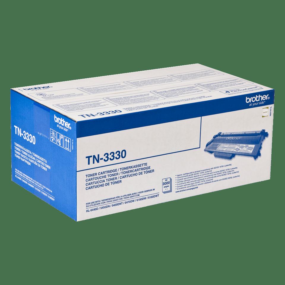 Originalan Brother TN-3330 toner – crni 2