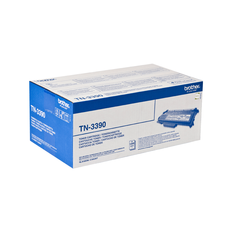 Originalan Brother TN-3390 veliki toner – crni 2
