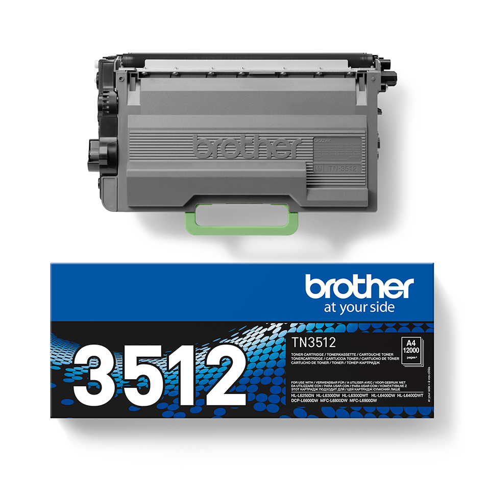 Originalan Brother  TN-3512 veliki toner – crni 2