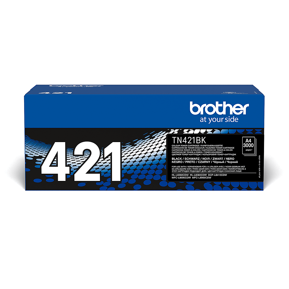 Originalan Brother TN-421BK toner – crni 2